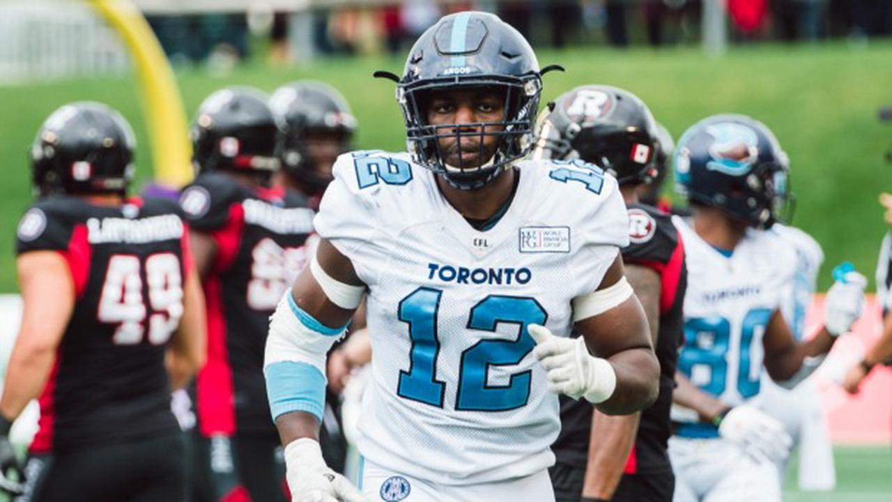 Argonauts re-sign Canadian LB Kwemo