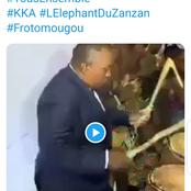 Insolite : le ministre Kobenan Adjoumani se fait appelé