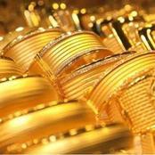 «تراجع حاد في أسعار الذهب » الجرام ينخفض ٤٠ جنيها ويسعد المصريين والأهالي «كدة رضا والحمد لله »