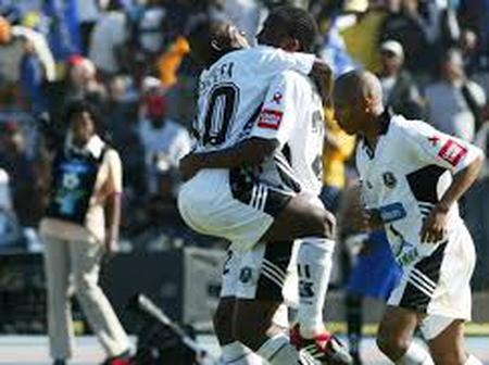 DO you remember Steve Lekoelea from Orlando Pirates