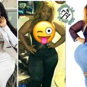 Body Enhancement?: See How Grand P's Wife, Eudoxie Looked Before She Became Famous (Photos).