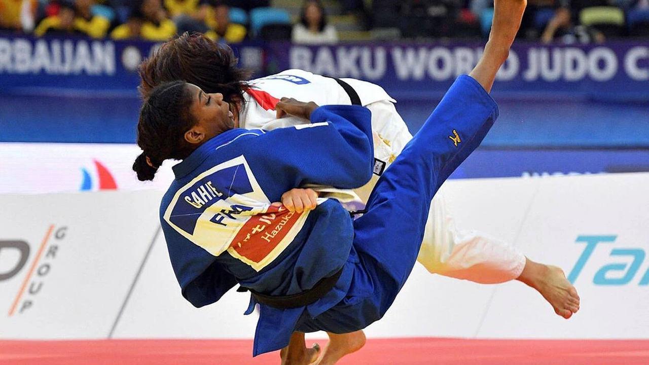 Judo. Mondiaux: la Française Marie-Eve Gahié battue d'entrée