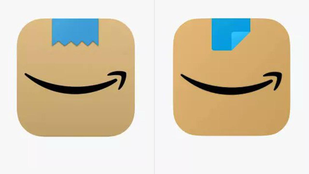 Amazon Revamps App Icon After Design Draws Comparisons to Hitler's Mustache