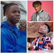 Check Out These Adorable Photos Of Rema, Joeboy And Kiss Daniel