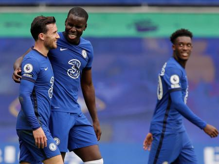 Another Drama: Chelsea's Ben Chilwell Makes Light of Teammate in Training Ground