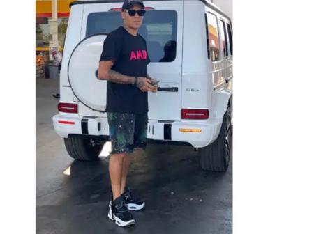Check out the lavish lifestyle of Dino Ndlovu
