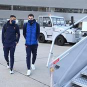 UCL: Chelsea Stars Off To France To Play Against Rennes ( Pictures)