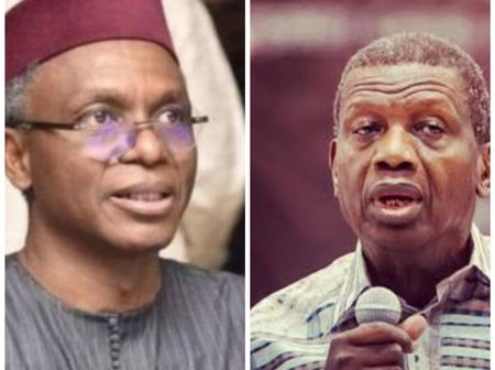 Pastor Adeboye reveals what Gov El Rufai ask him to do as he celebrates his members' freedom
