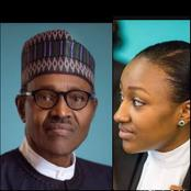 Buhari Is Blessed To Have Halima As His Daughter, See Her Stunning Photos