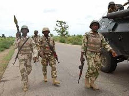 Insecurity: Army Confirms the Killings of 10 Soldiers By Hoodlums in Benue State