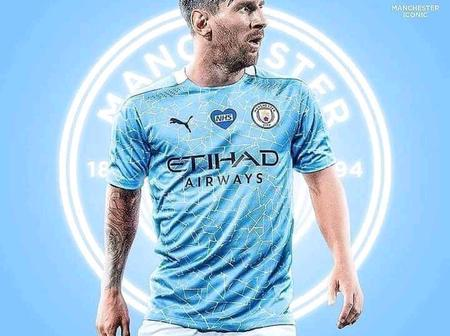 Messi to Manchester City:Technically the best new Home