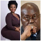 I Weep For Akufo Addo - NDC's Victoria Hamma Gets Emotional As She Sends A Simple Message.
