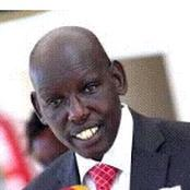 Belio Kipsang Was The Longest Serving PS Before Reshuffling