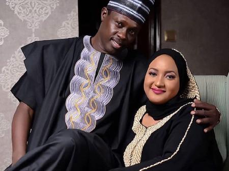 See What Daughter Of Ali Nuhu Said About Her Parents After Posting This Picture