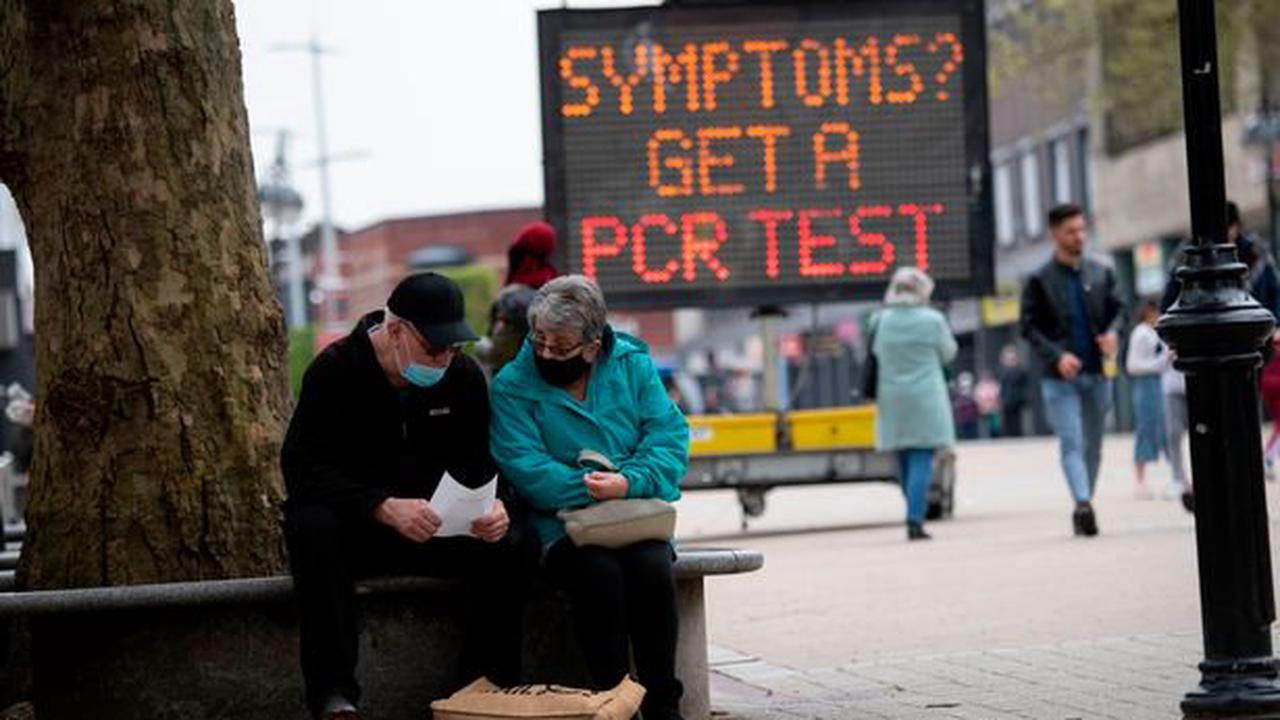 Latest coronavirus rate in each part of Birmingham and West Midlands with 11 areas rising