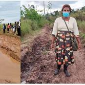 Kenyans React To Female Principal Who Reportedly Walks 20km Daily To Deliver KCSE Papers