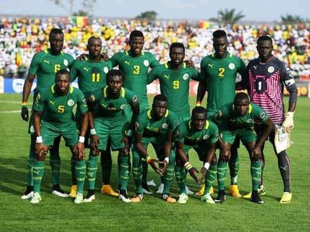 All The 24 Teams Which Have Qualified For 2022 AFCON Finals In Cameroon