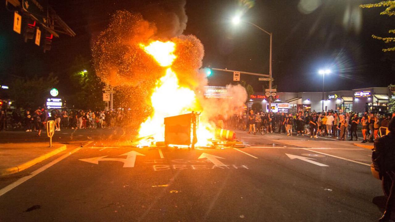 Of 21 arrested for May 29 riots in Eugene, 5 pled guilty, 9 awaiting court dates