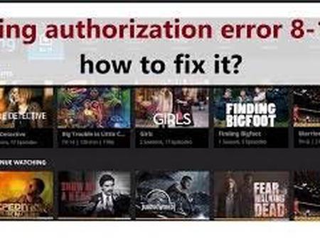 How to Fix Sling 'Authorization Error 8-12'
