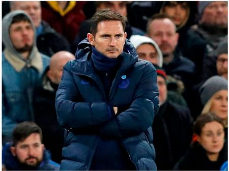 Frank Lampard fires back at social media critics