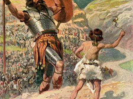 Say this prayer to ask God to Kill your Goliath