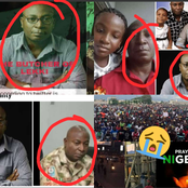 See The Man Who Led The Attack On Innocent Protesters At Lekki Toll Gate In Lagos, Nigeria(photos)