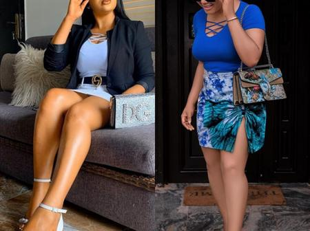 Rachael Okonkwo on hairdo vs without hairdo, which do you prefer?
