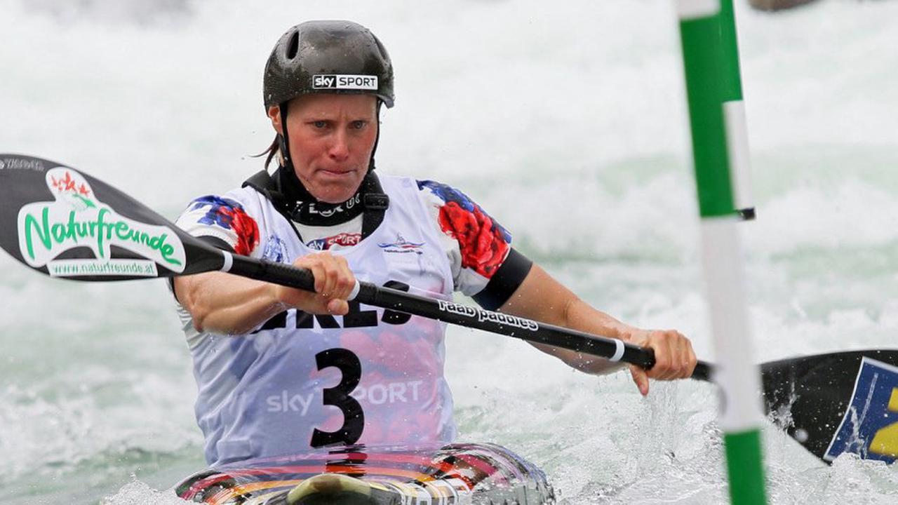 """Wildwasser-Slalom - """"Blech"""" für Kuhnle bei Kanu-WM in Bratislava"""