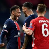 Check out Neymar's salvage reply to Kimmich after he said Bayern are better and will qualify
