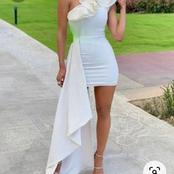 Checkout These Attractive and Figure-fitting Gowns Ladies Are Wearing Nowadays.