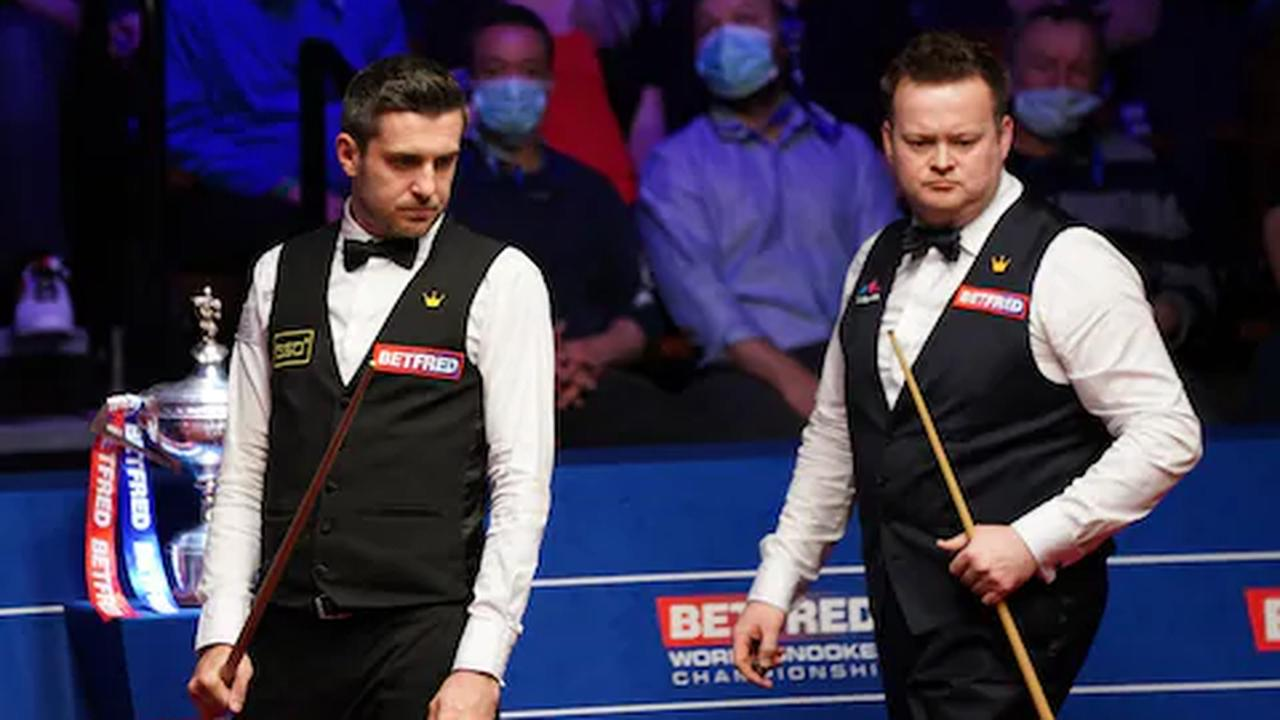 Mark Selby beats Shaun Murphy to win fourth World Snooker Championship title