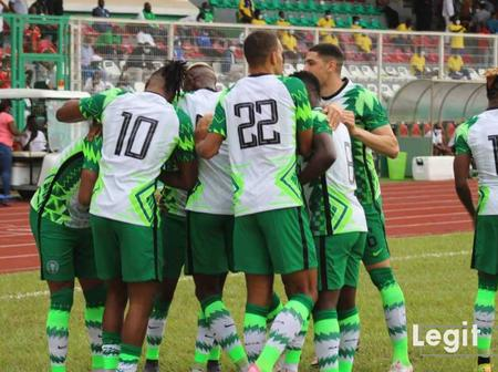 Nigeria vs Lesotho: Expected lineup, team news and latest updates.