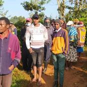 8-Year-Old Girl Brutally Killed In Murang'a.