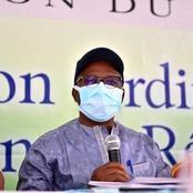 Législatives à Mankono / Le ministre Moussa Dosso ( Candidat) gâte les populations