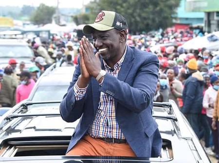 Karibu Nyumbani! DP Ruto Set to Receive Heroic Welcome at His Nandi Home Turf(PHOTOS)