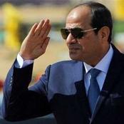 الرئيس عبد الفتاح السيسي وذكريات الماضي الأليم والحاضر الرائع والمستقبل المشرق