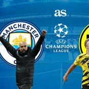 Africans Are Finally Happy After Pep Guardialo Starts This Star In Today's UCL Match