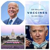 Joe Biden Is Set To Give Out 100 Million Vaccines, Asks Americans To Wear Masks For 100 Days