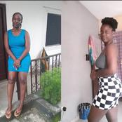 """Someone Should Marry Me Please""- Beautiful Lady Cries Out (More Details)"