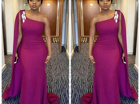 Photos Of Beautiful And Fascinating Fashionable Gown Styles For Gorgeous Ladies