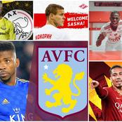 Latest Done Deals in Europe, Update on Iheanacho, Conte, Wenger, Barca, Arsenal, and Real Madrid