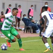 Bloemfontein Celtic not CAF material as they lost 5-0 on aggregate against Rivers United.