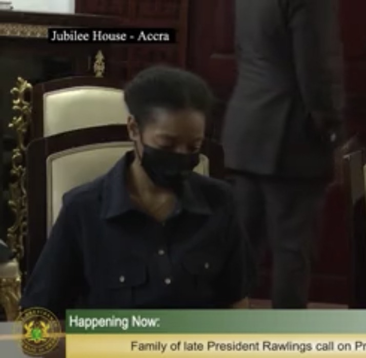 1e036766b9e3b548008f684c73c5e2fe?quality=uhq&resize=720 - Yaa Asantewaa Rawlings Shed Tears In front Of Akufo-Addo At Their Visit To The Jubilee House