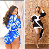 Mercy Lambo Vs Tacha, Who Is More Beautiful And Stylish? (Photos)