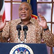 President Uhuru Kenyatta Finally Speaks On COVID-19 Guidelines and Whether He Will Take The Vaccine