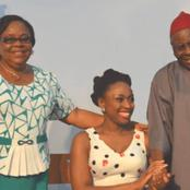 Governor Obiano Mourns Ngozi Adichie's Mother, Prays For Her.