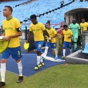 Mamelodi Sundowns Have Finalised Their preparations For CAF Champions League.