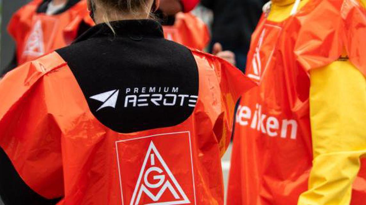 So reagiert Airbus auf den Streik bei Premium Aerotec