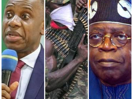 Today's Headlines: Gunmen Kill Another PDP Politician; Amaechi To Tinubu: Your Contributions To Nation-Building Cannot be Overemphasised