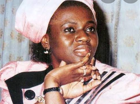 Meet The First Nigeria Woman To Enter Aso Rock Villa As The First Lady Of Nigeria